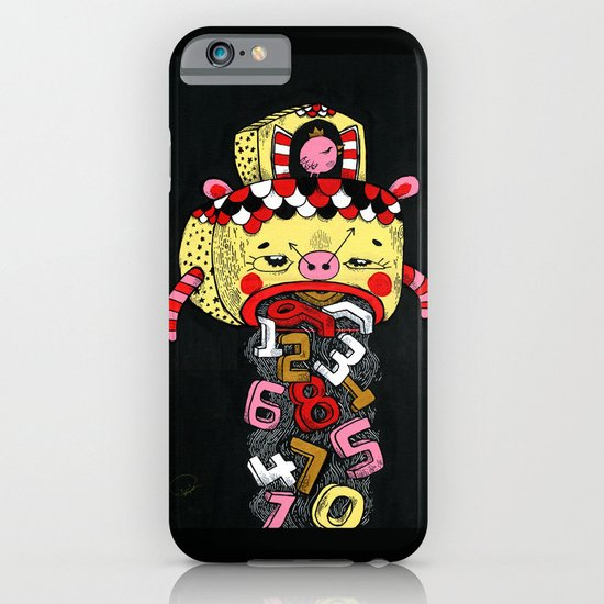 How much Time do we have left (CLOCK) iPhone & iPod Case