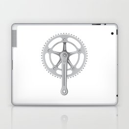 Campagnolo Track Chainset, 1974 Laptop & iPad Skin