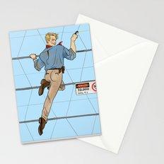 Jurassic Park Pin-Ups ~ Alan Grant Stationery Cards