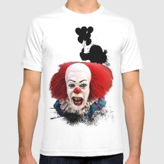 Pennywise the Clown: Monster Madness Series 2X-LARGE White Mens Fitted Tee