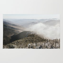 Winter in the White Mountains Rug
