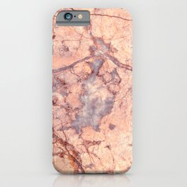 Rose Marble - for iphone iPhone Case