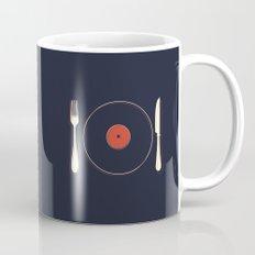 Vinyl Food Coffee Mug