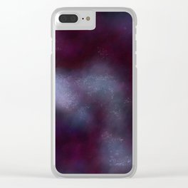 Los Angeles: City of Stars Clear iPhone Case