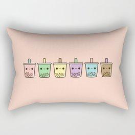 Bubble tea Rectangular Pillow