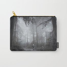 seeking silence Carry-All Pouch