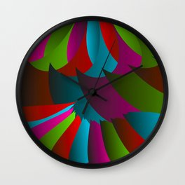 CirKus Wall Clock