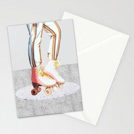 Skating #illustration #lifestyle Stationery Cards