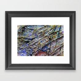 Rainy 2017 Framed Art Print