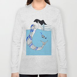 Pisces / 12 Signs of the Zodiac Long Sleeve T-shirt