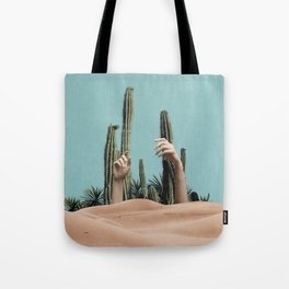 Is There Life on Earth III Tote Bag