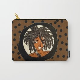 Brown Sugah - Illustration Carry-All Pouch