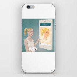 social iPhone Skin