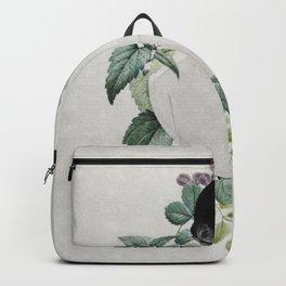 Floral portrait ... Backpack