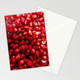 POMEGRANATES Stationery Cards