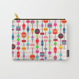 Colorful pearls Carry-All Pouch