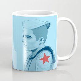 MCU - Punk Soldier Coffee Mug