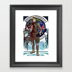 Sacrifice Framed Art Print