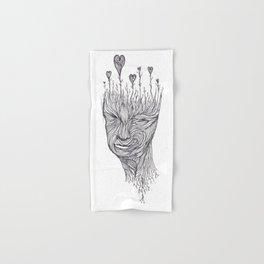 Love In Mind Hand & Bath Towel
