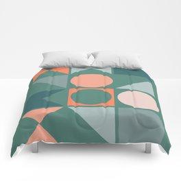 Modern Geometric 22 Comforters