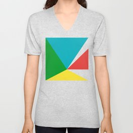 Shifting Perspective Unisex V-Neck