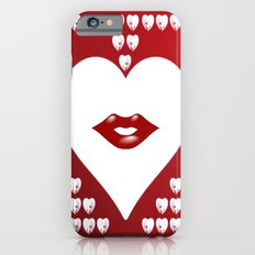 Loving Hearts and Lips iPhone 6s Slim Case