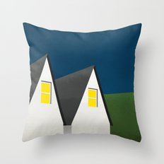 Simple Housing | The Departure Throw Pillow