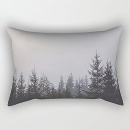 LOST IN THE NATURE Rectangular Pillow
