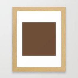 (Coffee) Framed Art Print