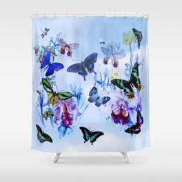 Take Flight!  Shower Curtain