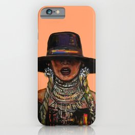 Gracious iPhone Case
