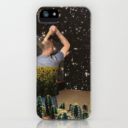 Aim for the Stars iPhone Case