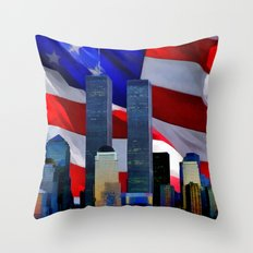 Remembrance Throw Pillow