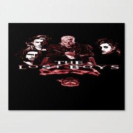 My Lost Vampires Canvas Print