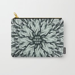 God Bless USA Carry-All Pouch