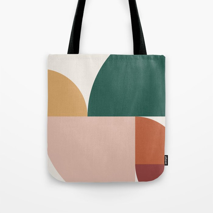 Abstract Geometric 11 Tote Bag