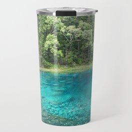 Turquoise Water Travel Mug