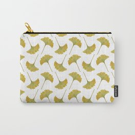 watercolour ginkgo Carry-All Pouch