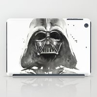darth iPad Cases featuring Darth Vader by Olechka