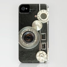 Vintage Range finder camera. iPhone (4, 4s) Slim Case
