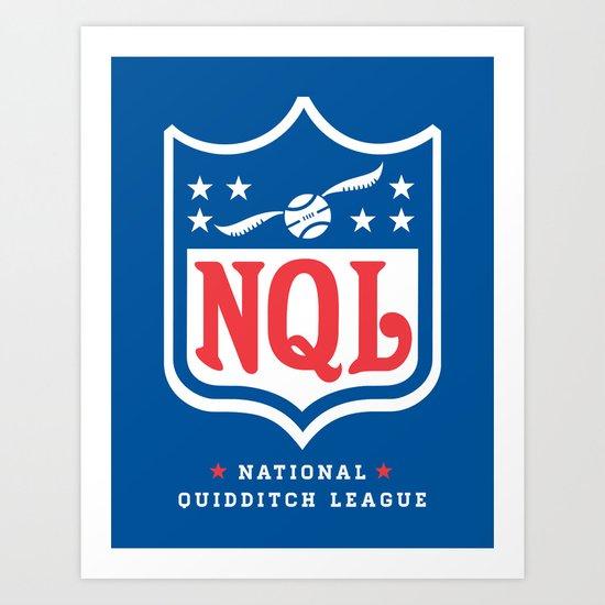NQL Art Print