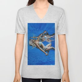 Weightlessness Unisex V-Neck