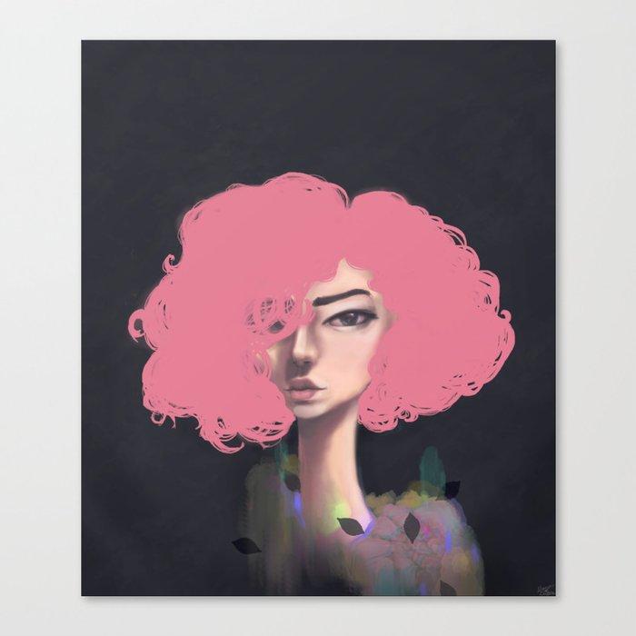 Lavish De Aura Canvas Print