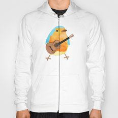 music bird Hoody