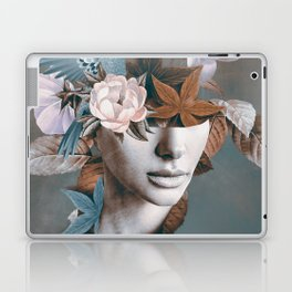 Floral Portrait 11 Laptop & iPad Skin
