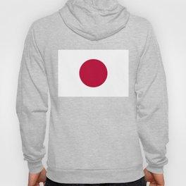 National flag of Japan Hoody