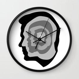 Star Trek Head Silhouettes Wall Clock