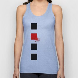 Don't Lose Control (Square) Unisex Tank Top