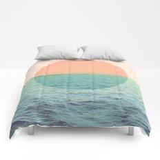 Because the ocean Comforters