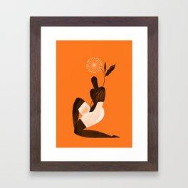 DONA Framed Art Print
